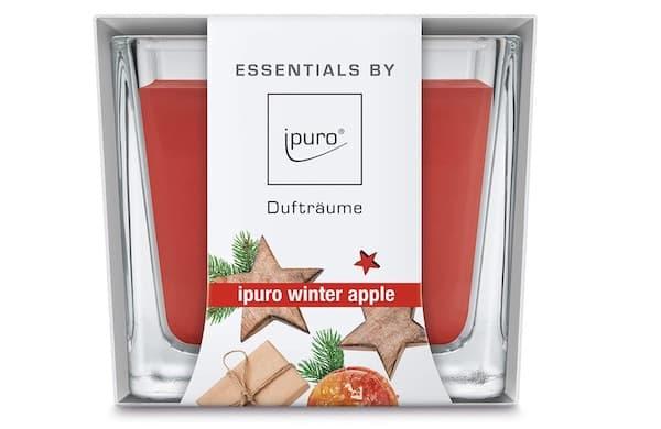 """Duftkerze """"Winter Apple"""""""