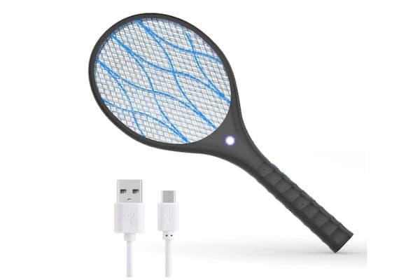 Fliegenklatsche Tennisschläger