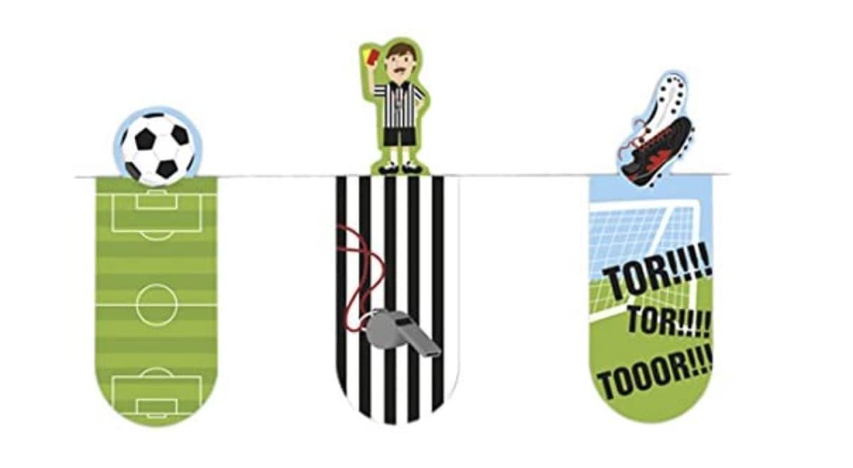 Fußball Magnetlesezeichen
