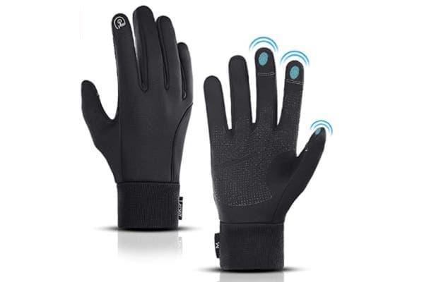 Handschuhe mit Touchscreen-Bedienung