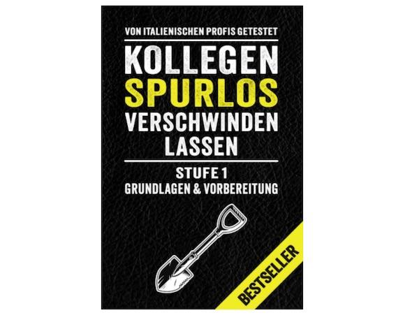 Kollegen Spurlos Verschwinden Lassen - Stufe 1