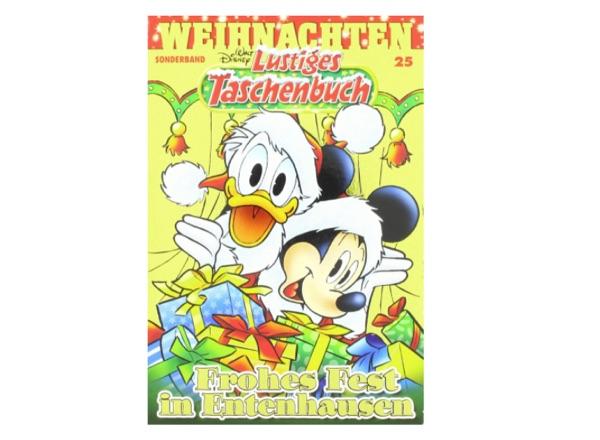 Lustiges Taschenbuch: Frohes Fest in Entenhausen