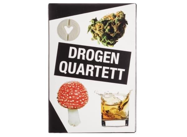 Quartett - Drogen und Rauschgift