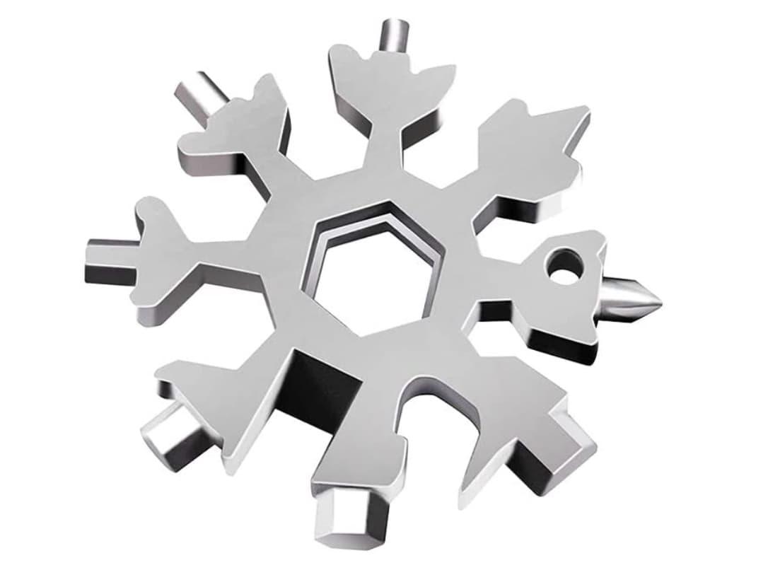 Schneeflocke Multifunktionswerkzeug