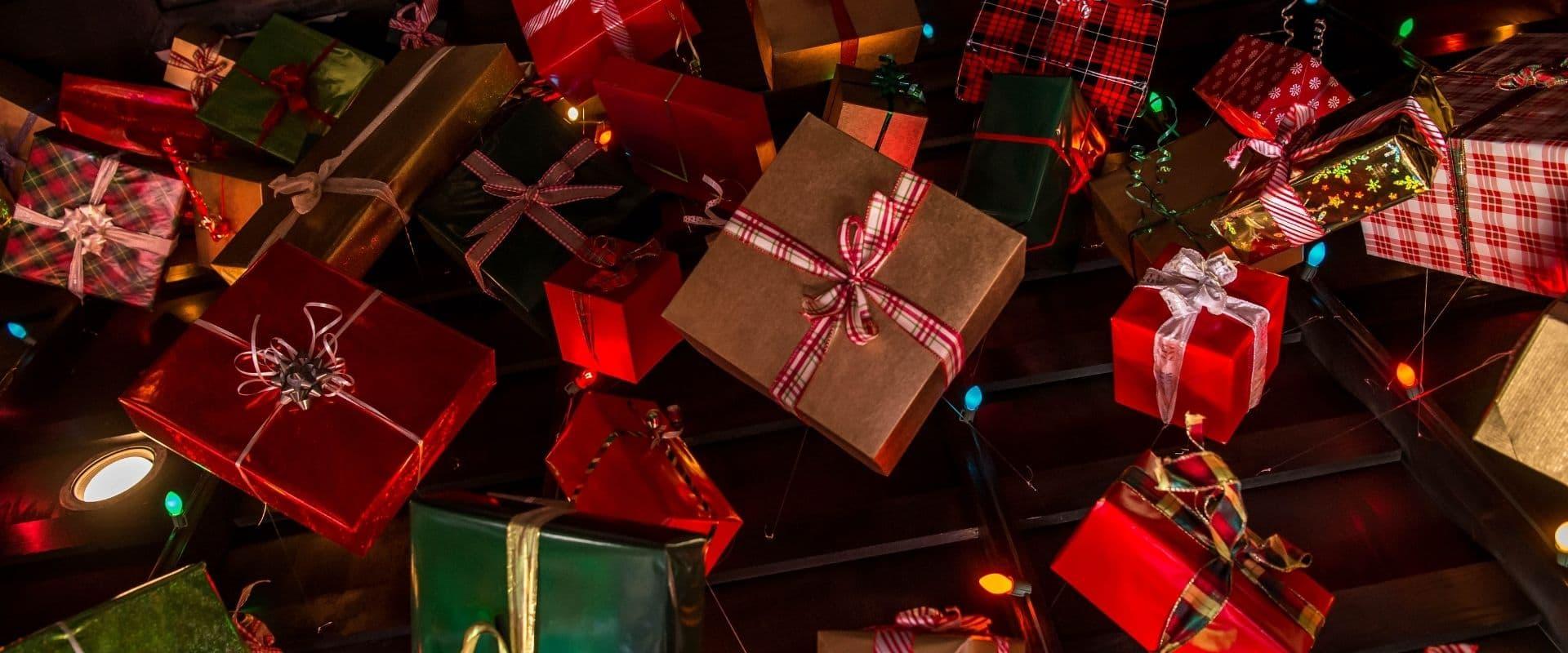 Schrottwichteln Geschenke