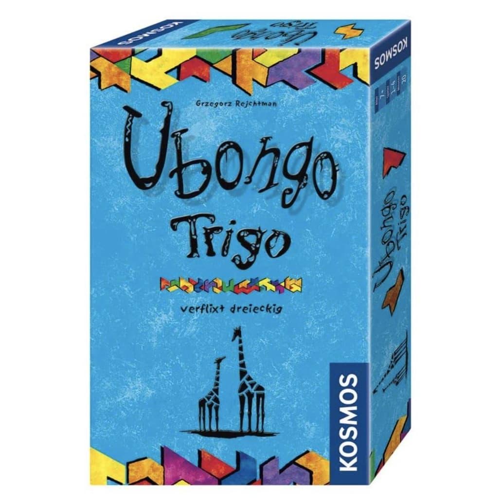 Ubongo Trigo Mitbringspiel