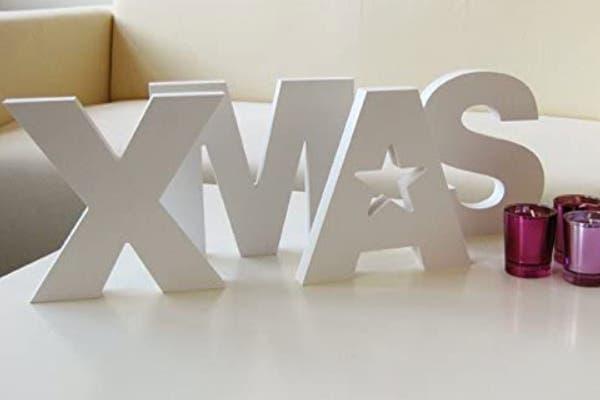 XMAS Schriftzug