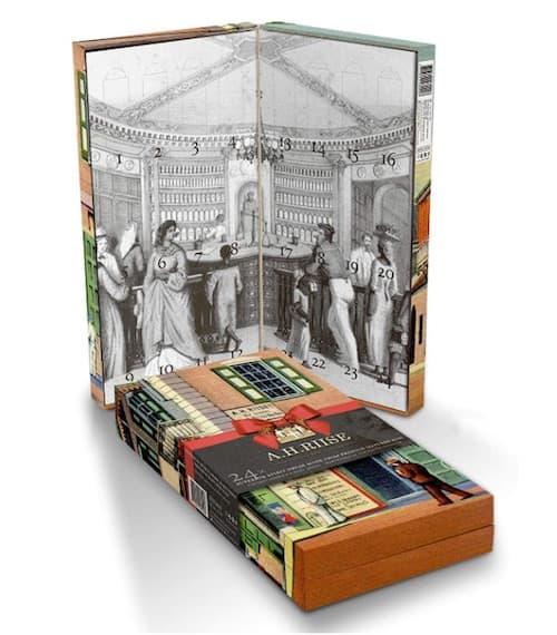 A.H. Riise Rum Kalender