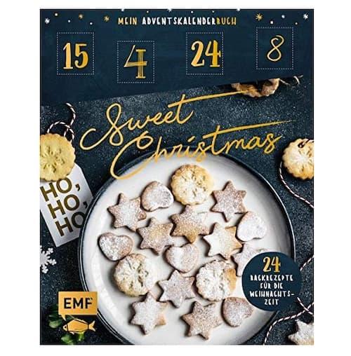 Adventskalender-Buch Sweet Christmas
