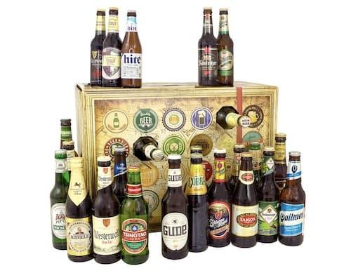 Bier Adventskalender - Welt und Deutschland