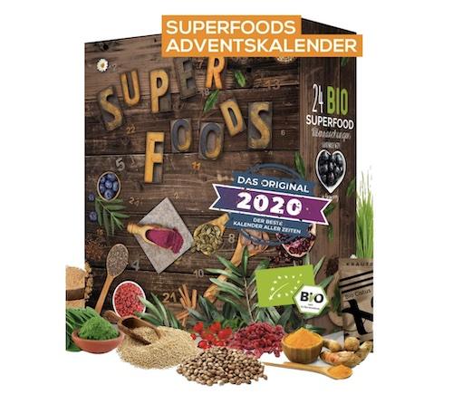 BIO Superfood Adventskalender