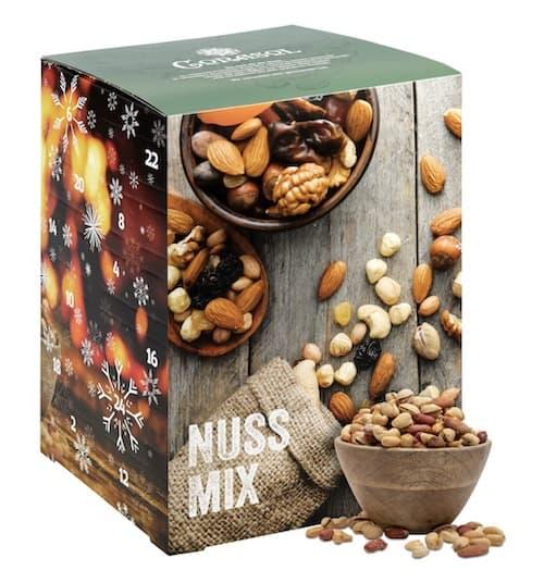 Corasol Premium Nuss-Mix Adventskalender XL