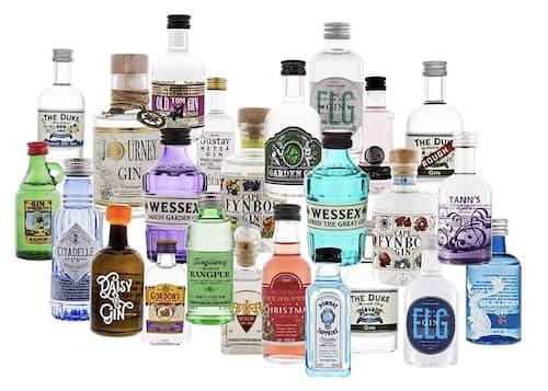 Gin Adventskalender (Kölner Rum Kontor)