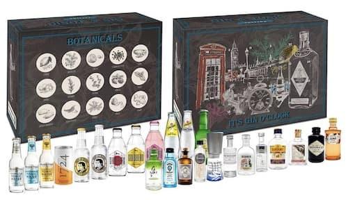 Gin & Tonic Adventskalender von MixCompany