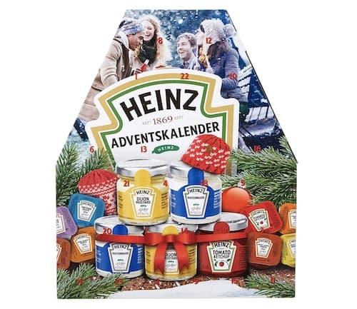 Heinz Saucen-Adventskalender
