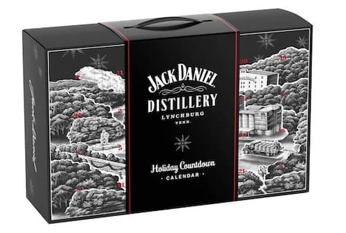 Jack Daniels Adventskalender