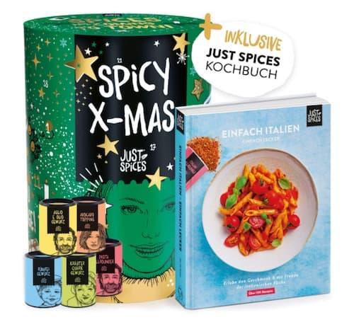 Just Spices Gewürz Adventskalender
