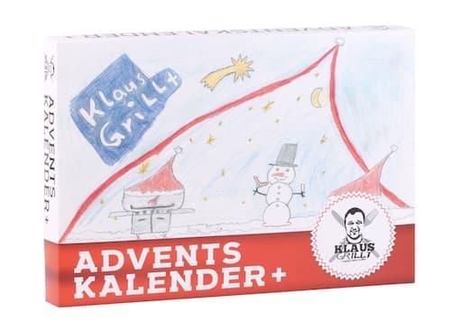 Klaus Grillt BBQ-Adventskalender