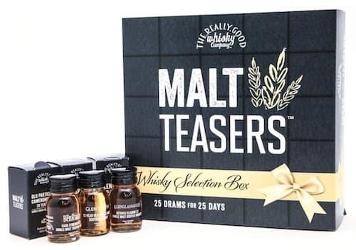 Malt-Teasers Whisky Adventskalender