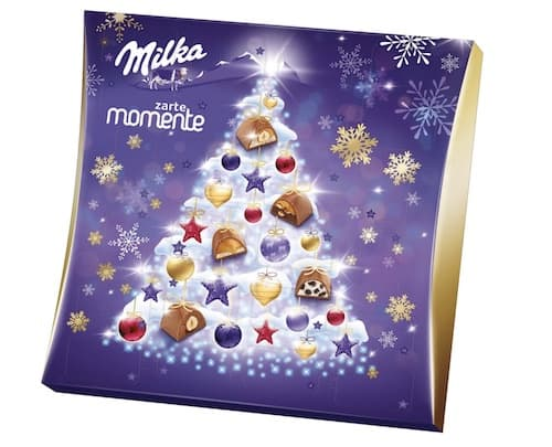 Milka Zarte Momente Adventskalender