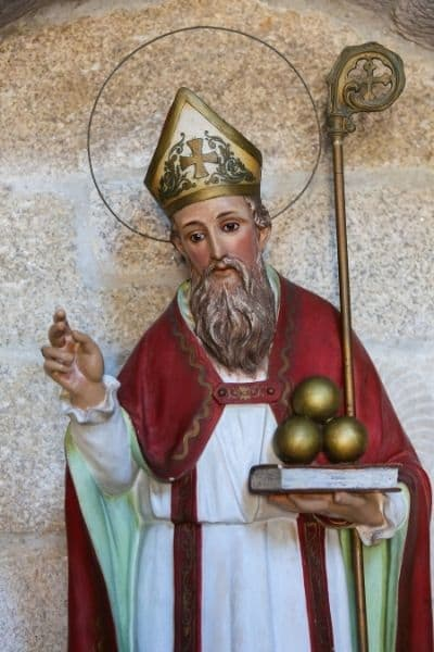 Der Nikolaus ist kein Artikel und nicht nur für die Kinder ein echter Heiliger