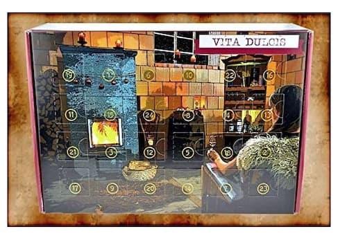Obstschnaps Adventskalender - Vita Dulcis