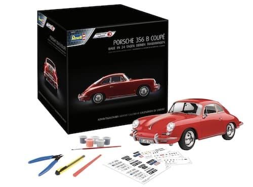 Revell Porsche B Coupé Adventskalender