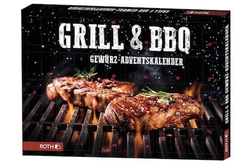 ROTH Gewürz-Adventskalender Grill & BBQ