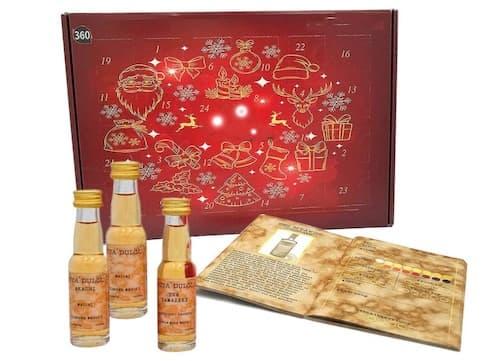 Whisky Adventskalender - Classic Edition