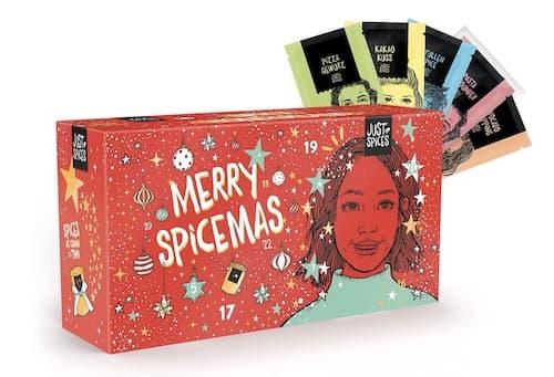 Just Spices kleiner Gewürz Adventskalender